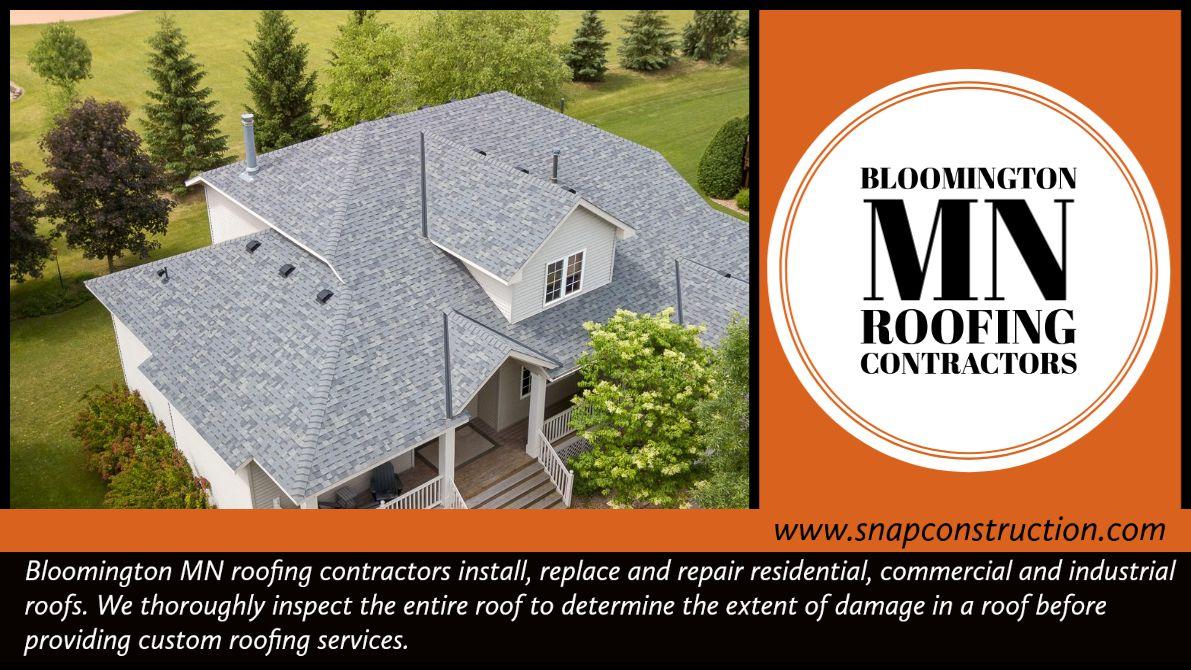 Bloomington mn roofing contractors roofing contractors