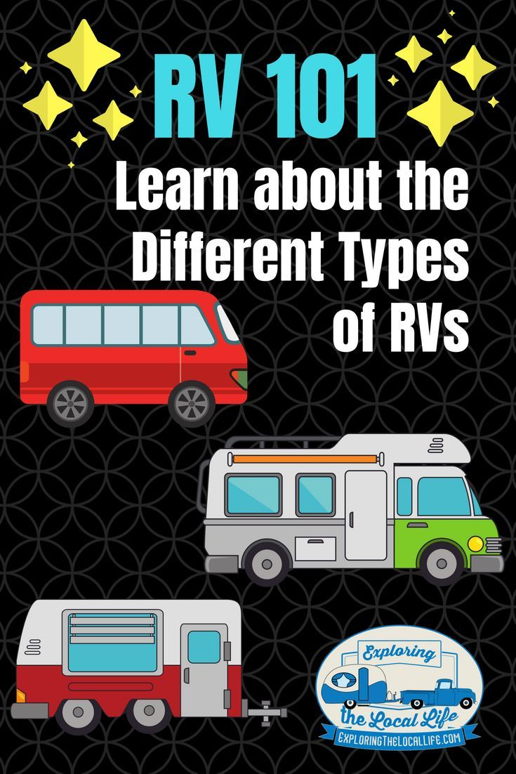 Rv 101 The Different Kinds Travel Trailers 5th Wheels