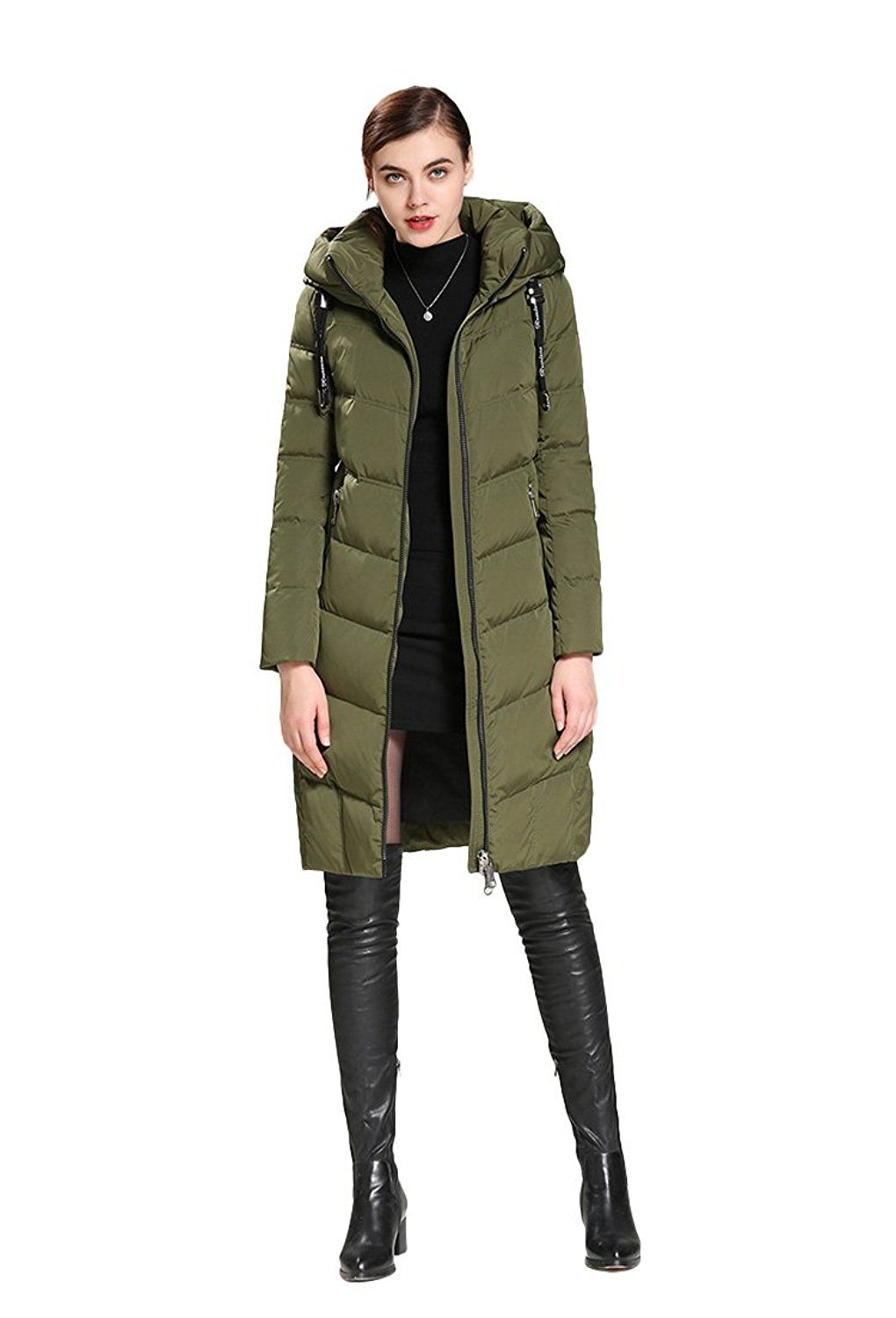 Down Jacket For Women Thickening Fashion Down Coat S Army Green At Amazon Women 39 S Coats Shop Jackets For Women Coat Shop Coats For Women [ 1500 x 1020 Pixel ]