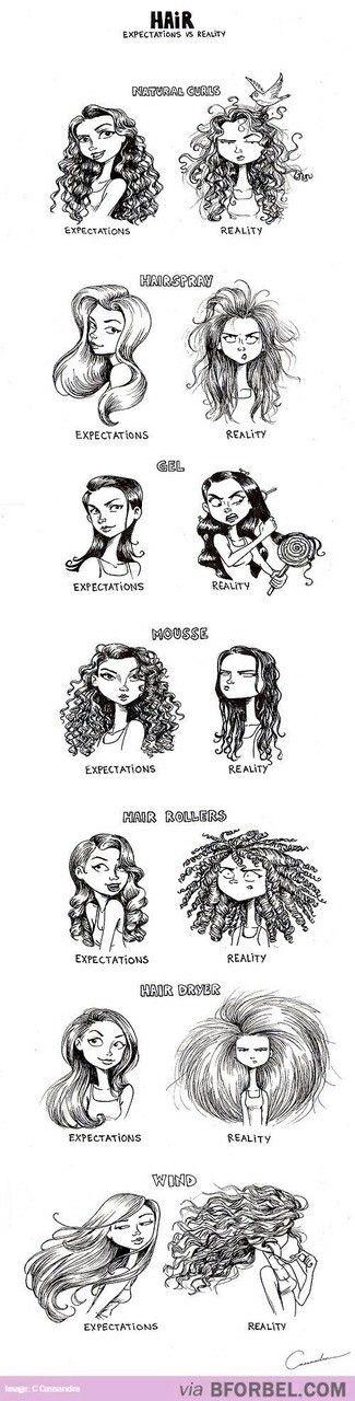 Peinados realidad