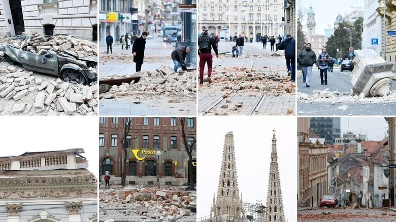 Petition Earthquake Relief In Zagreb Croatia Change Org Zagreb Croatia Earthquake Relief Zagreb