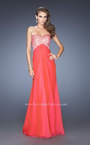 It's time to shop for your prom gown! #Prom2014 Now available at Aurora Unique Bridal Boutique! Ask for style 19731