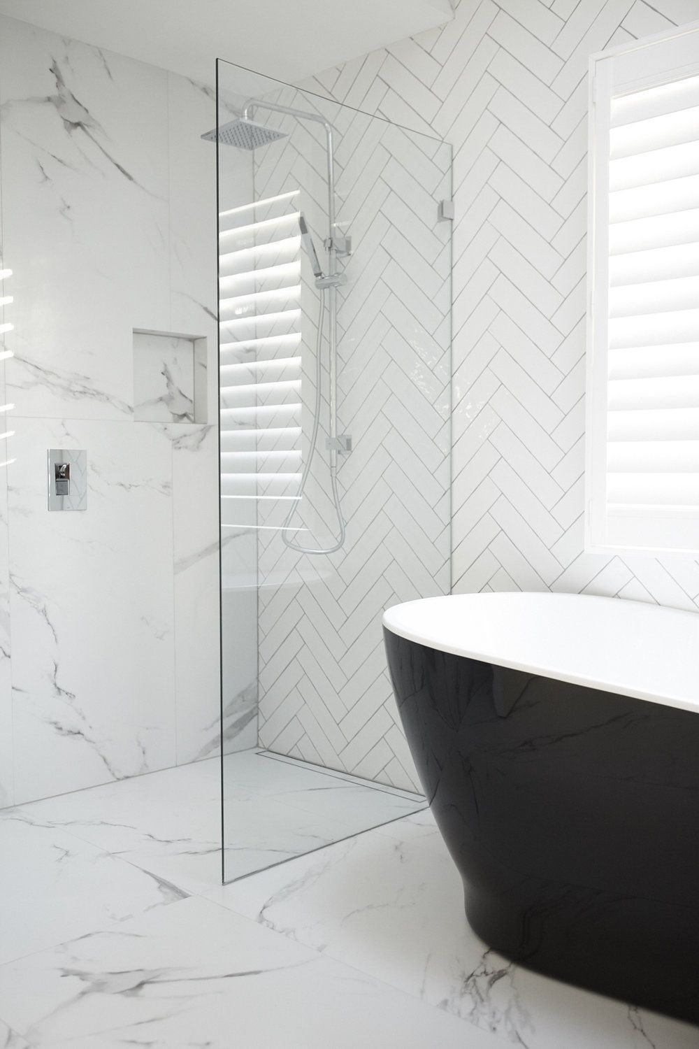 Check out these bathroom tile ideas – there\'s something to suit ...