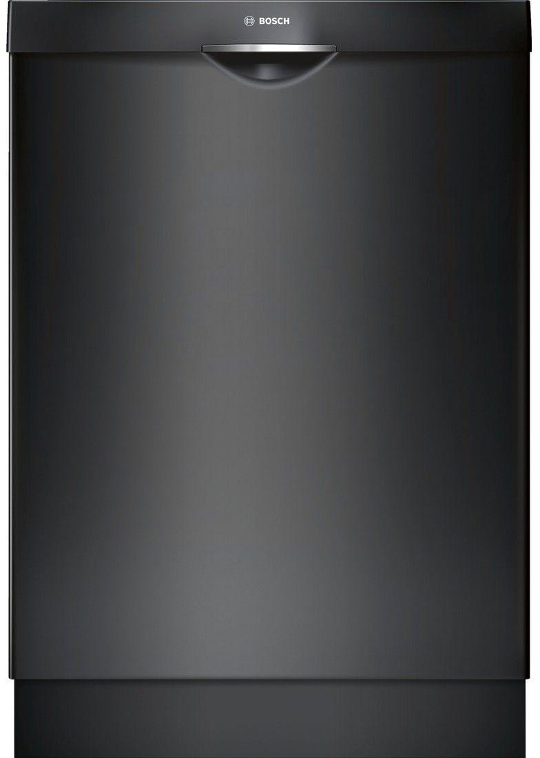 Bosch 300 DLX 24″ Tall-Tub Dishwasher Black SHS863WD6N