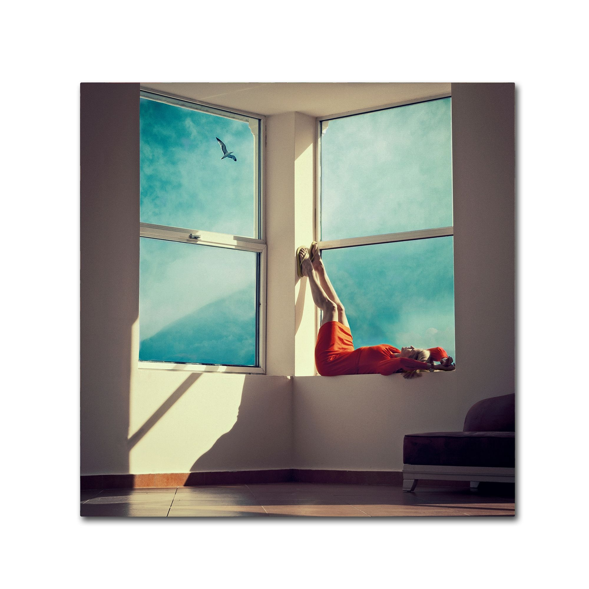 Leinwandbilder Günstig Bestellen Ambra Room With A View Canvas Art Products Pinterest