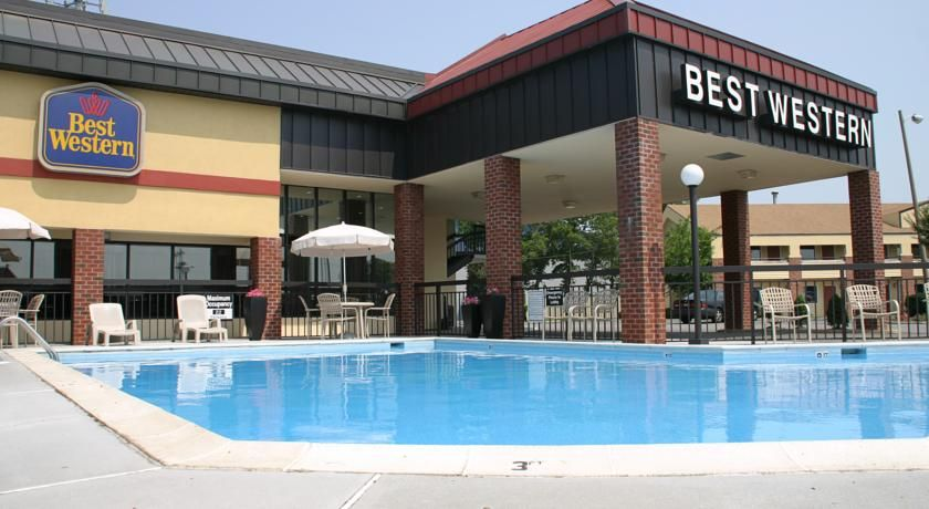 Best Western Center Inn Virginia Beach This Hotel Is 18 Minutes Drive From