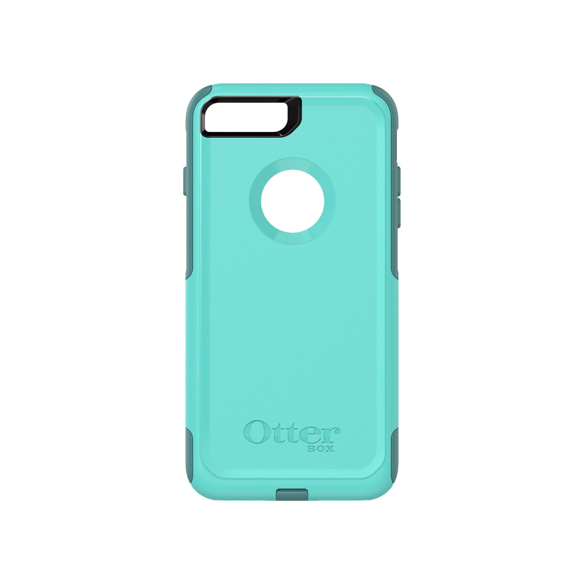 OtterBox iPhone 7 Plus Case Commuter Aqua (Blue) Mint