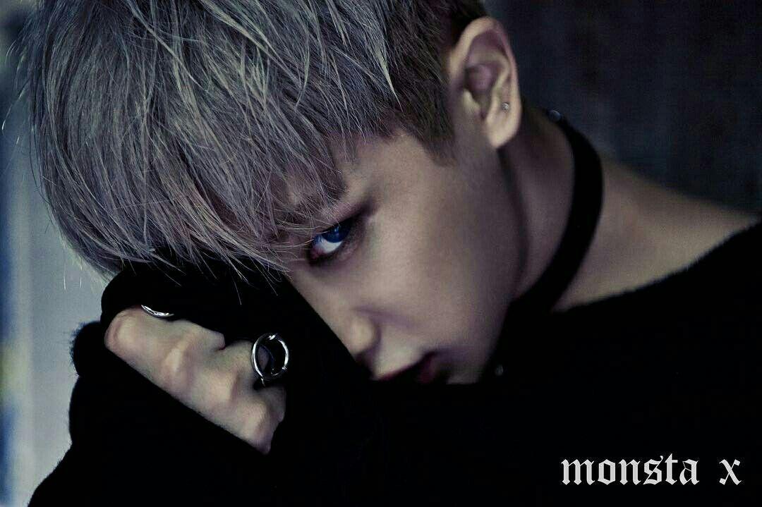 MONSTA X 몬스타엑스 || STUCK Concept Photo 3 || Wonho 원호