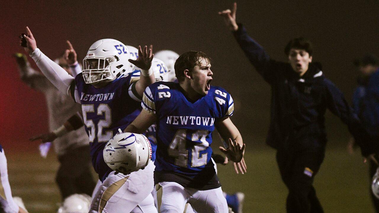 FOX NEWS Newtown wins state football championship 7 years