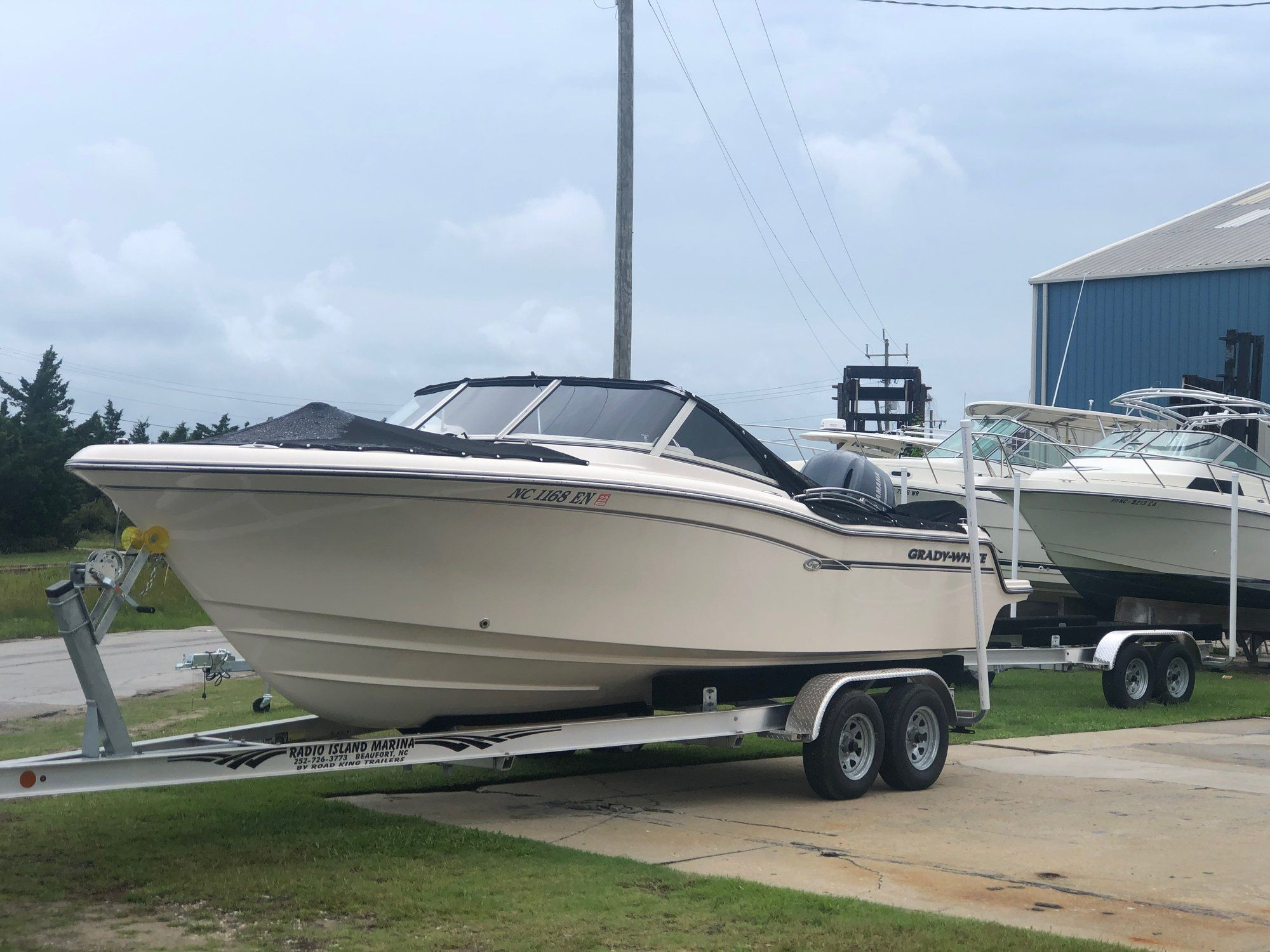 2019 Grady White 215 Freedom The Hull Truth Boating And Fishing Forum Grady White Boats Boats For Sale Boat