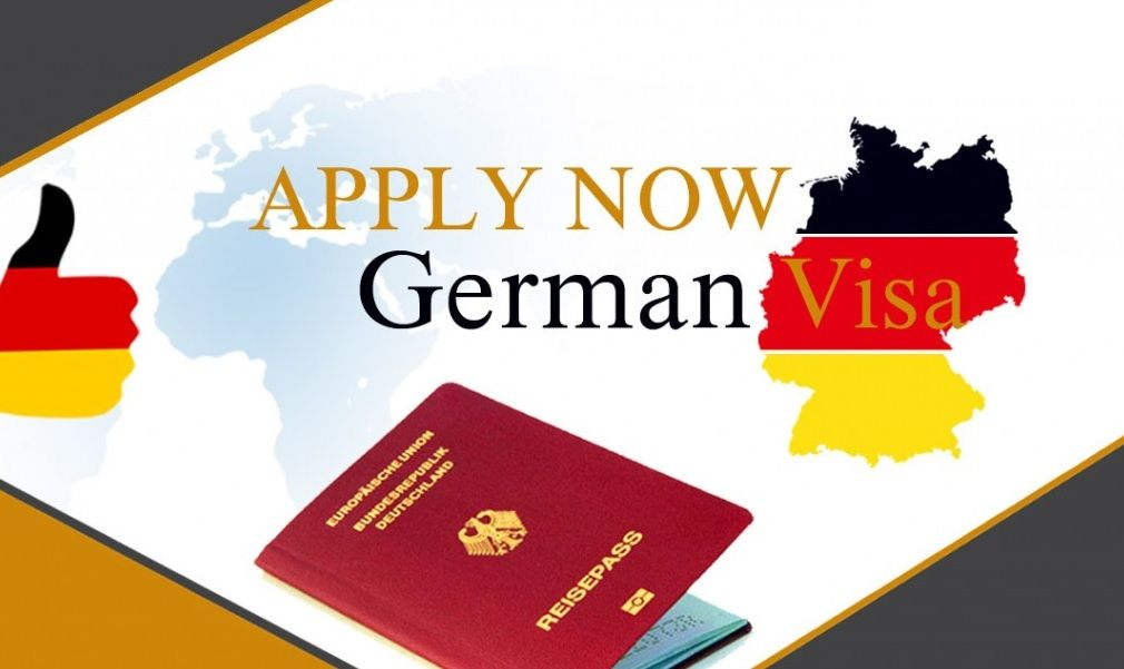 Get the accurate details about Germany application form