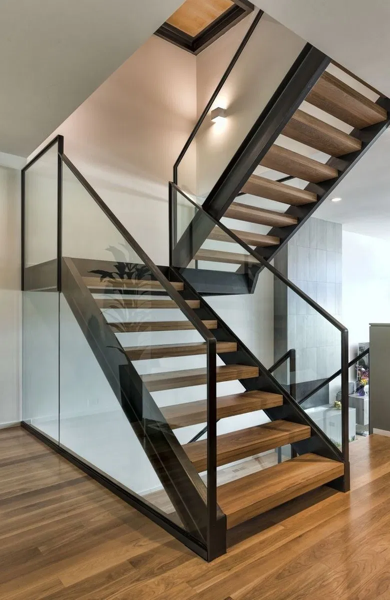 48 modern staircase design ideas for your dream house 1 ...