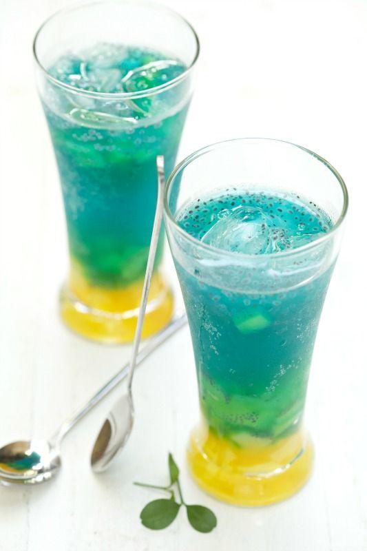 masam manis: Ramadhan ke 5 dengan menu ekspress (Blue ocean)