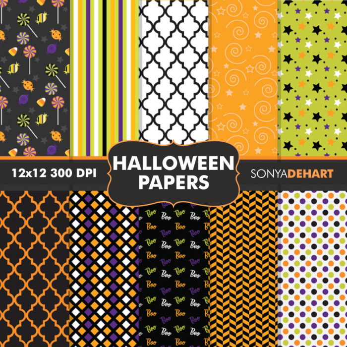 candy corn digital paper Google Search (With images