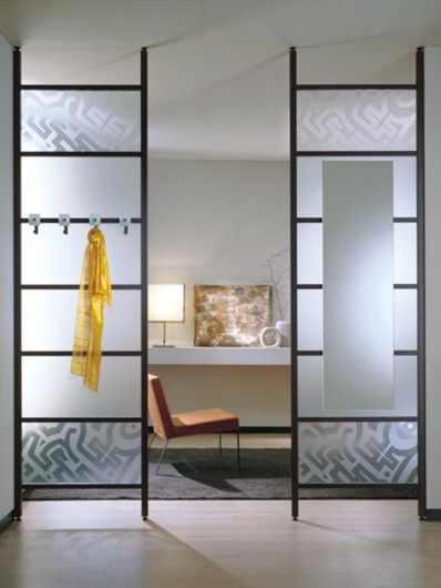 Interpareti pareti divisorie divisori attrezzati for Idee per pareti divisorie