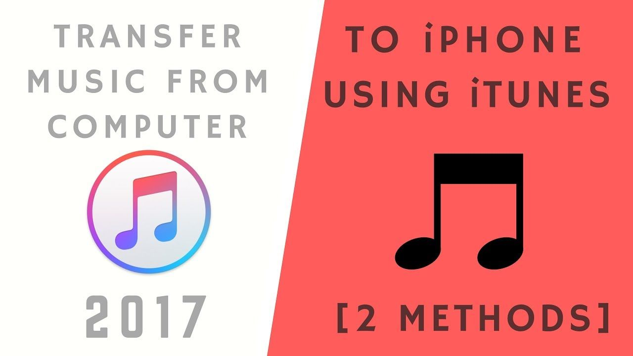How To Get Music From Computer To Iphone With Itunes