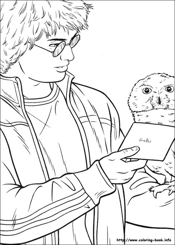 Harry Potter Coloring Picture Harry Potter Coloring Pages Harry Potter Colors Harry Potter Portraits