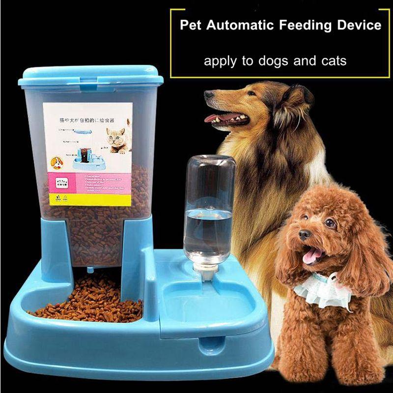 2017 Environmental Adjustable Automatic Feeder Drinking Fountain