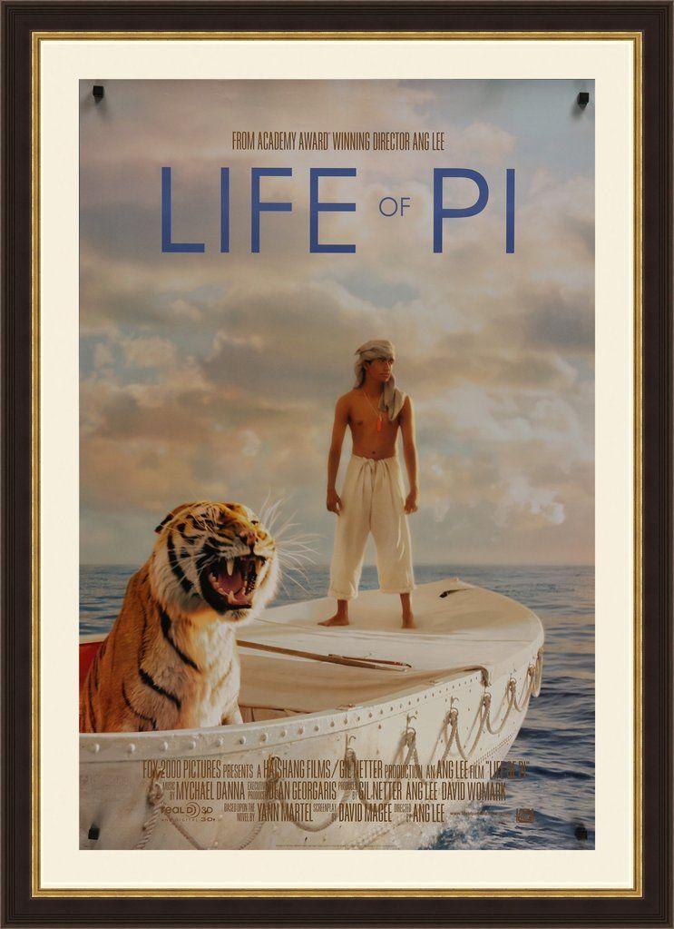 Life Of Pi 2012 In 2020 Life Of Pi 2012 Life Of Pi Film
