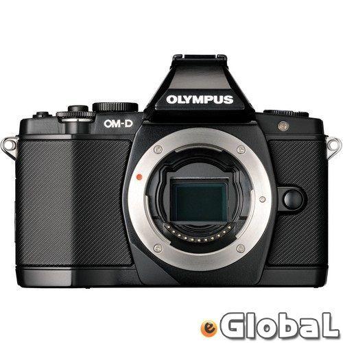 Olympus Pen E-M5 Body Only / Olympus EM5 Digital Cameras :: Olympus :: Prosumer & Mirrorless Cameras - eGlobaL Digital Cameras Online Store