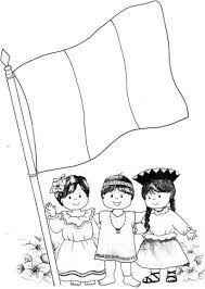 Resultado De Imagen Para Simbolos Patrios Peru Para Colorear Coloring Pages Sketches Art