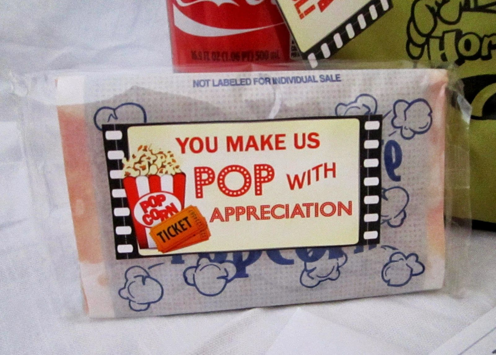 Sweeten your day events hollywood teacher appreciation for Gifts u can make