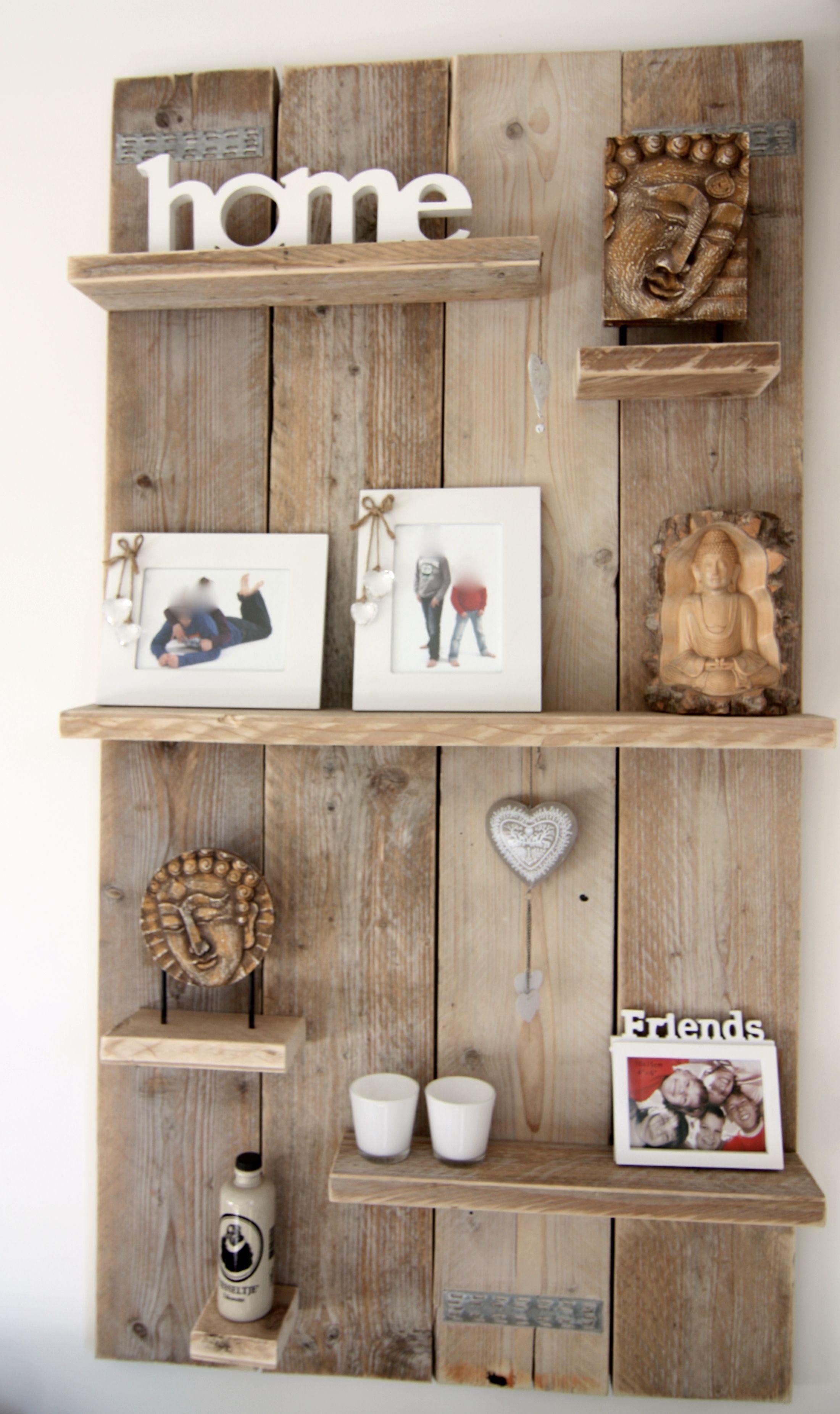 creatief met steigerhout