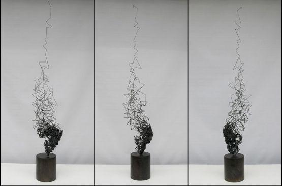 Ikebana Sculpture