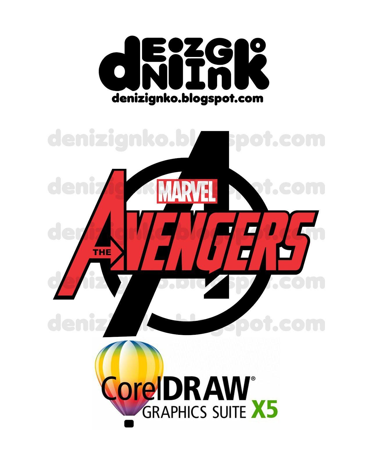 The Avengers Logo Vector Free Download Avengers logo