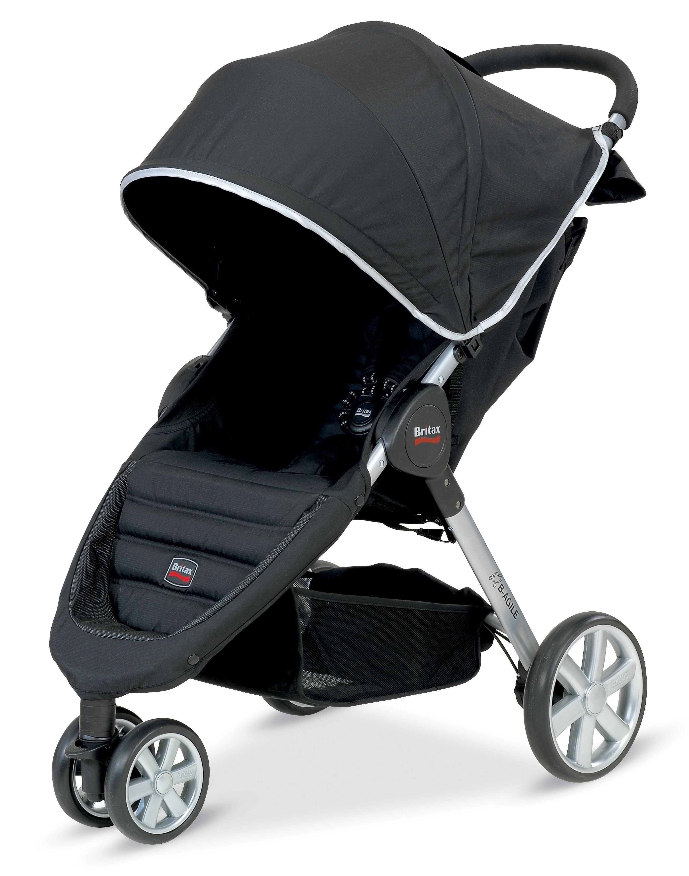 Have to have it. Britax BAgile Stroller Black 216