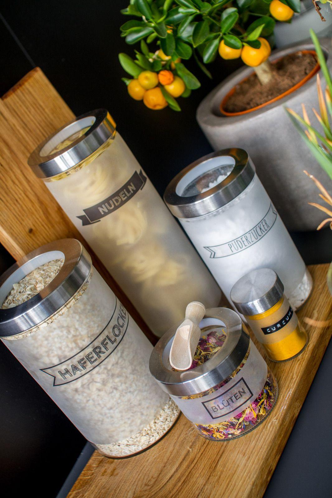 Tolle Etiketten Zum Ausdrucken Fur Vorratsglaser Woont Love Your Home Etiketten