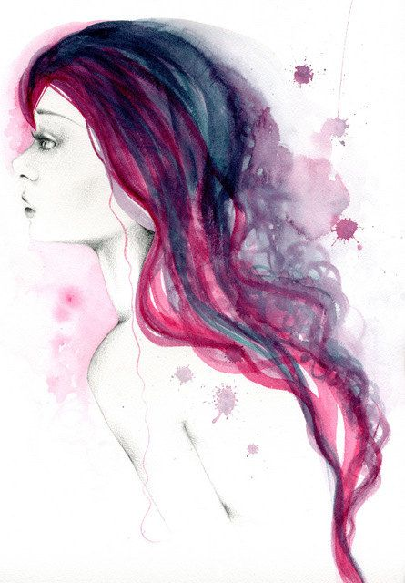 17 Best images about Water color pencil on Pinterest | Beauty and ...