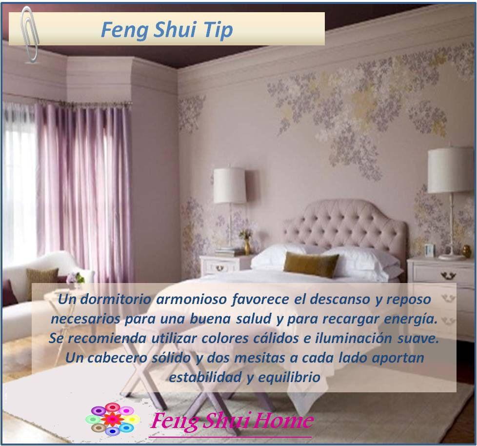 Consejo feng shui para el dormitorio hogar pinterest for Decoracion de habitaciones feng shui