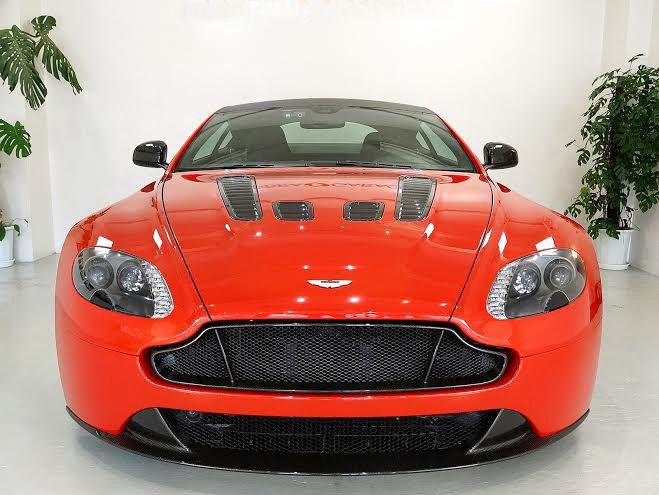 Charmant Car ID U003d SAF  1205 Aston Martin Coupe 2014 ASTON MARTIN V12 VANTAGESS SPORT  SHIFT
