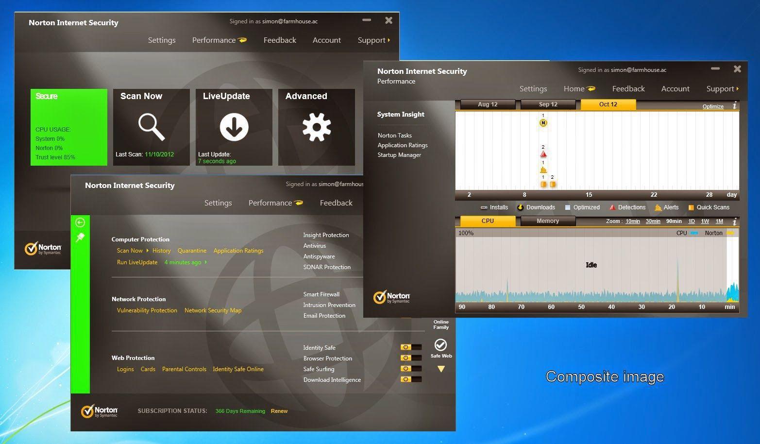Free Download Norton Full Version Licensed
