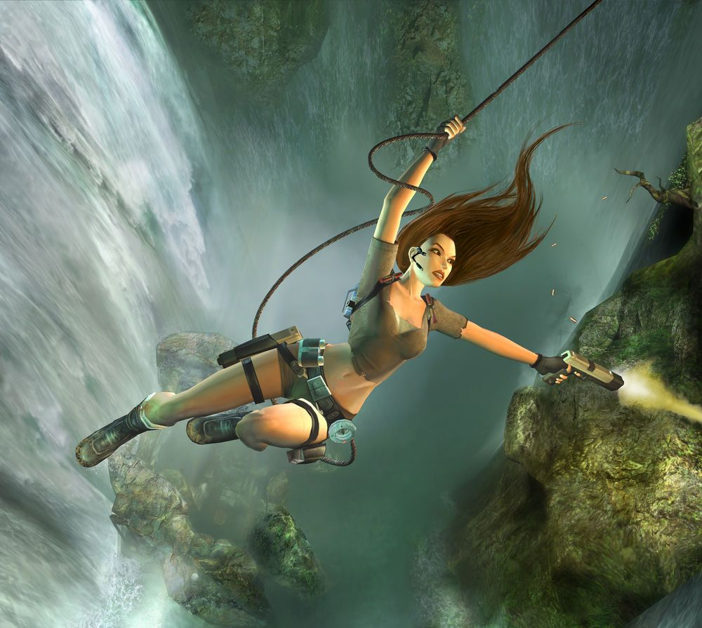 Tomb Raider Legend Tomb Raider Legend Is The Seventh Game In The
