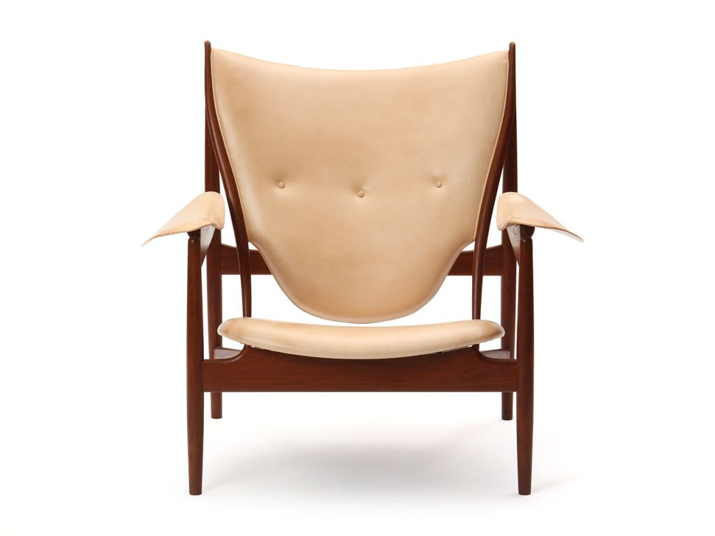the chieftain chair by finn juhl niels vodder pinterest teak