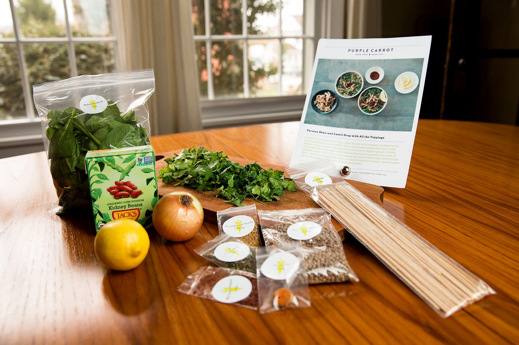 Blue apron instagram