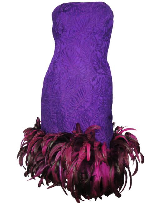 Dress Victor Costa, 1980s 1stdibs.com