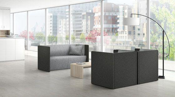 Syneo Lounge furniture by Assmann Büromöbel | Lounge sofas ...