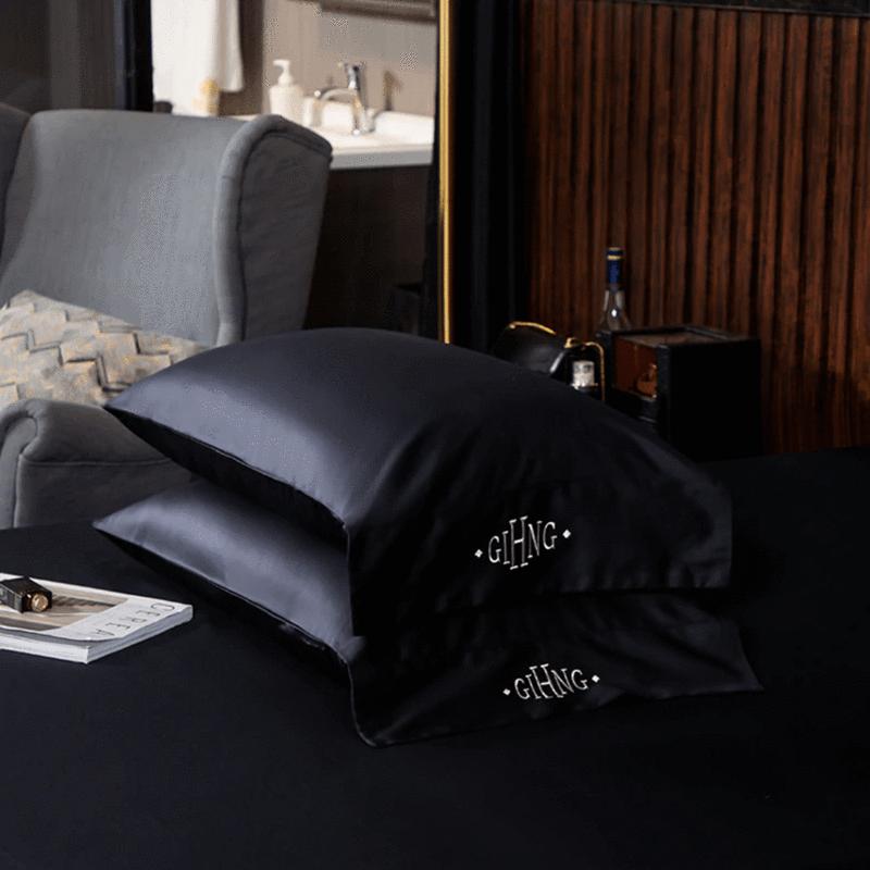 Egyptian Black Duvet Cover Sheet Set Forhabitat Cotton Bedding Sets Egyptian Cotton Bedding Black Duvet Cover