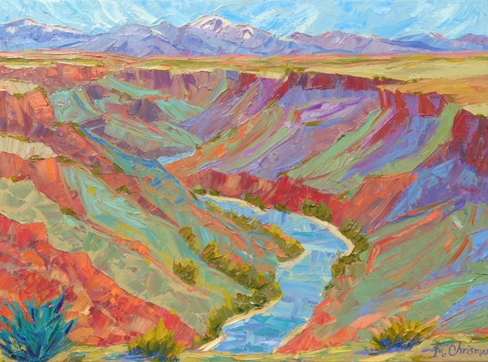 Michelle Chrisman Artist Gallery In Santa Fe Nm Artist Gallery Art Artist Inspiration