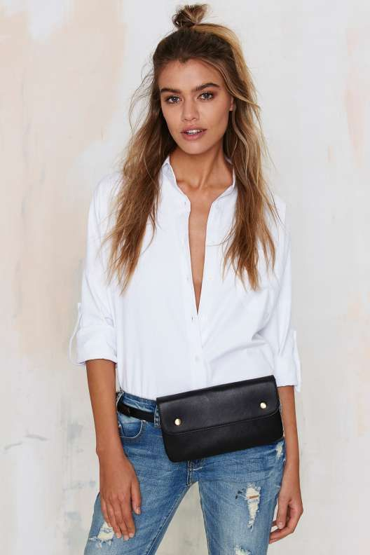 Nasty Gal x Nila Anthony Sandra Belt Bag - Accessories