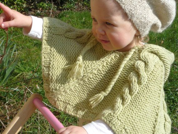 Poncho knitting patterns for babies baby poncho cabled poncho poncho knitting patterns for babies baby poncho cabled poncho pdf instant download dt1010fo