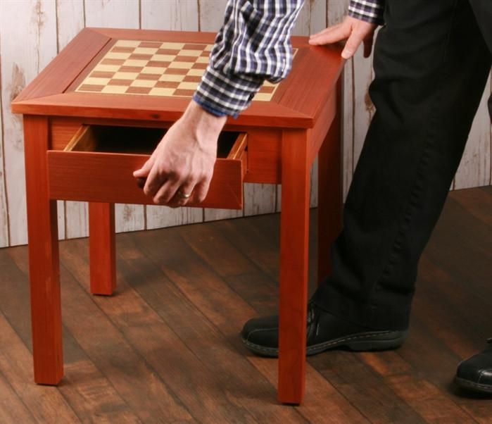 Amazing Four In One Game Table #10 - Pinterest