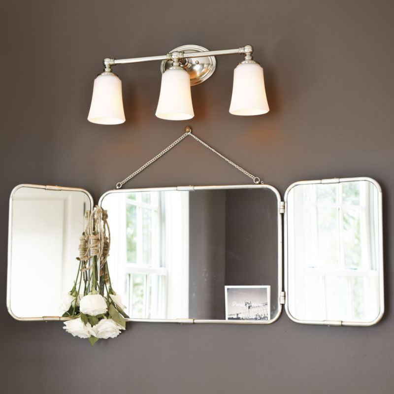 Emma 3 Light Vanity Sconce | Ballard Designs (With images ...
