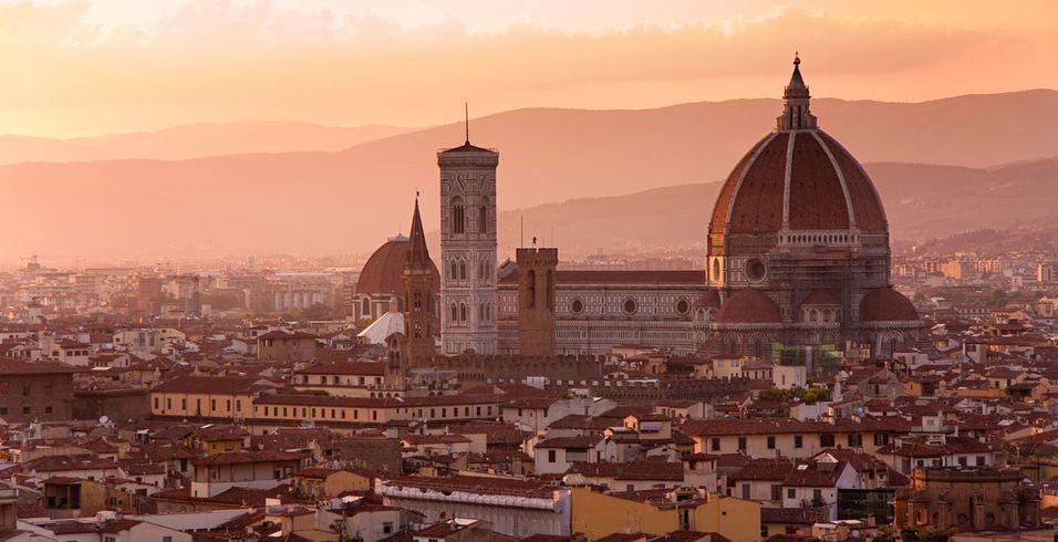 Panorámica de #Florencia #Italia
