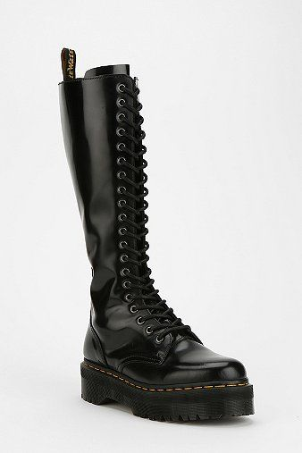 Dr. Martens Britain Tall Platform Boot  e66183d1c