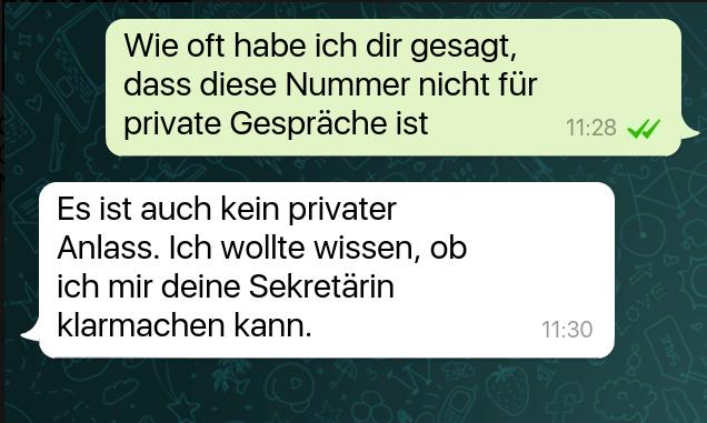 Geile Whatsapp Chats