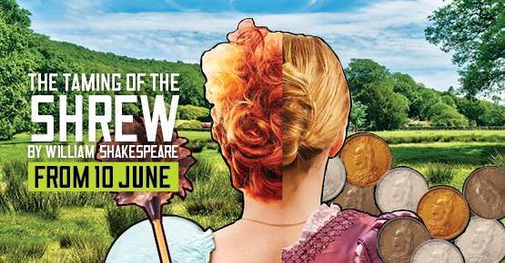 All-female Taming of the Shrew!